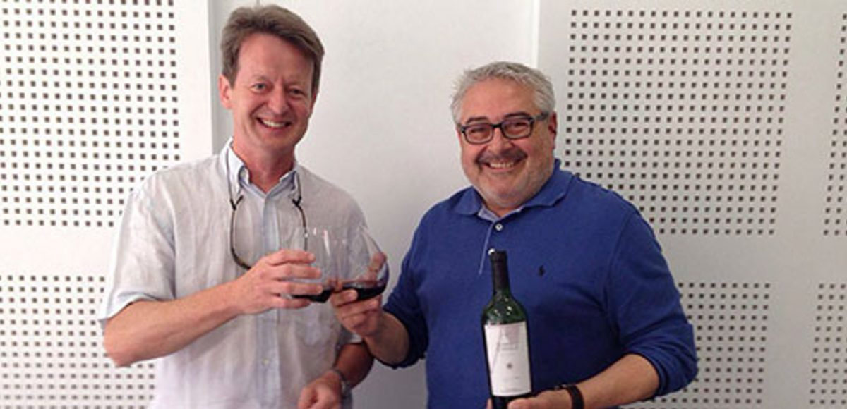 Podcast Humberto Canales Malbec