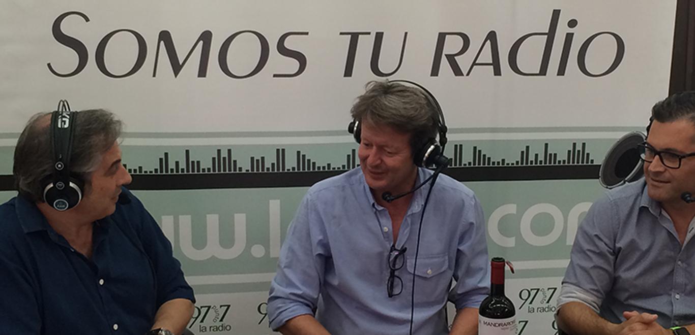 Podcast Mandrarossa Nero d'Avola