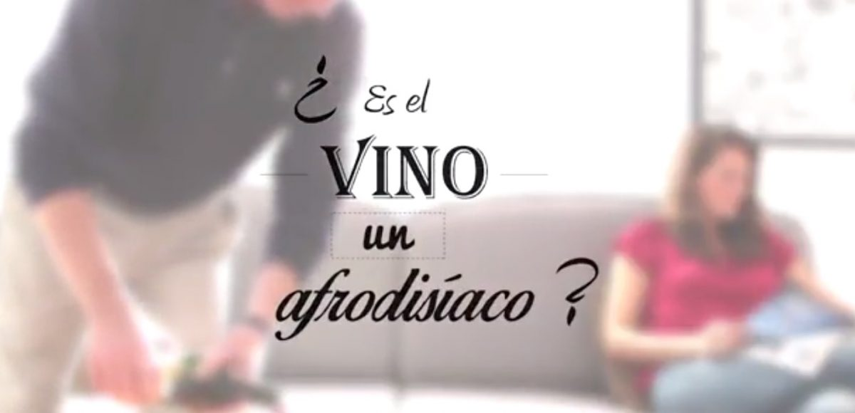 Vídeo Vino Afrodisíaco