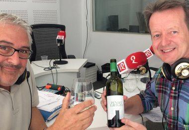 Fragmento de Puertas Abiertas (24/08/17) - 9 cosas sobre vino