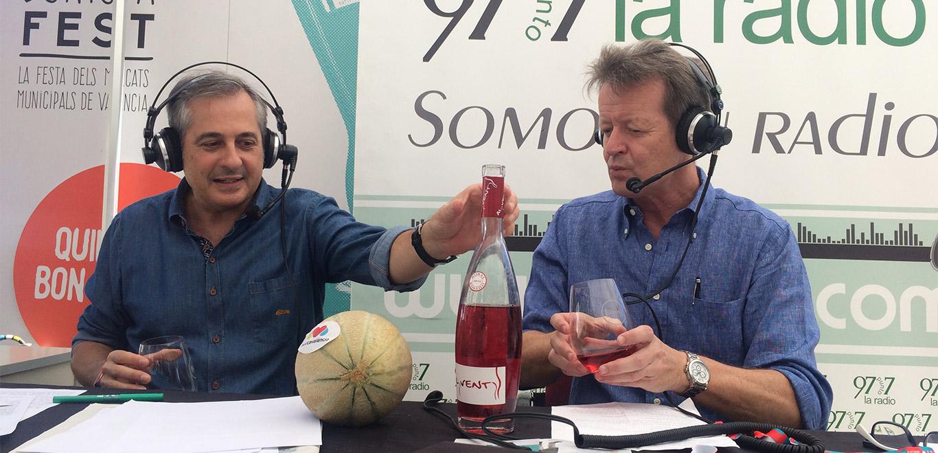 Fragmento Valencia Abierta (11/09/17) - Vinos rosados