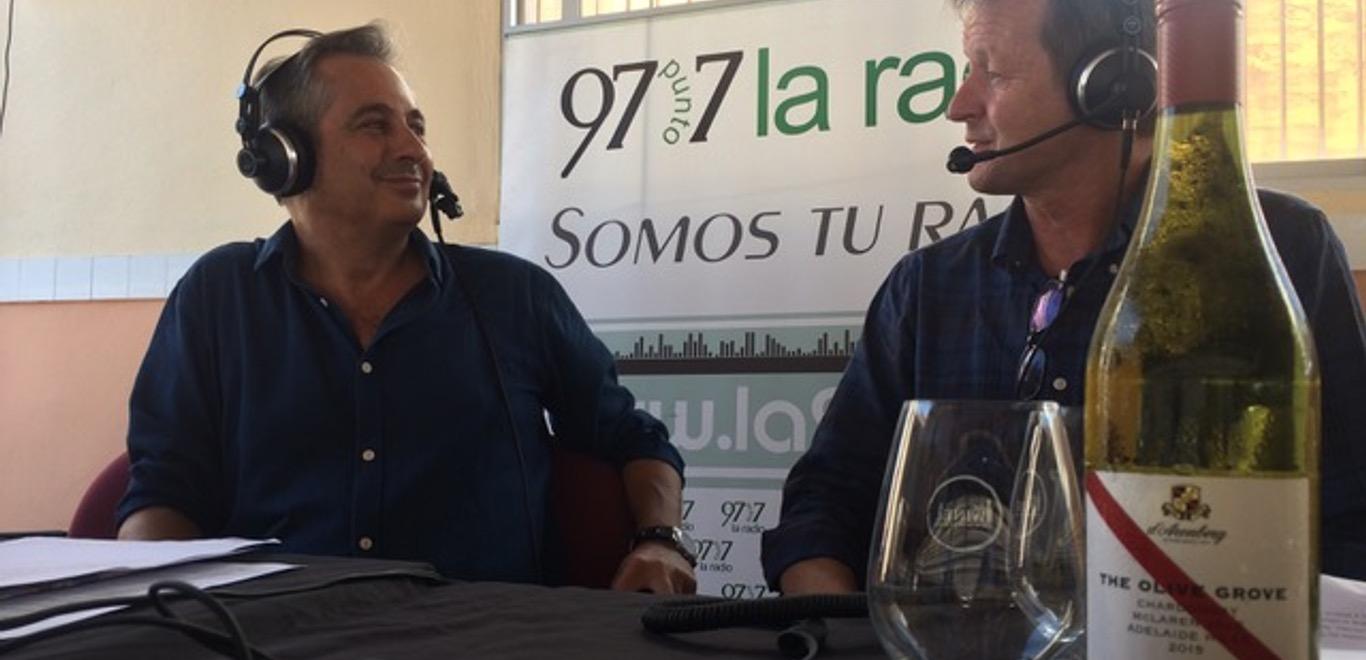 Chardonnay, en el programa Valencia Abierta