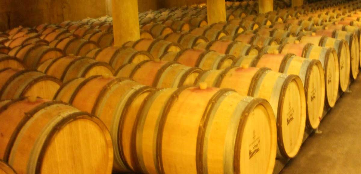 Why age wine in oak barrels?