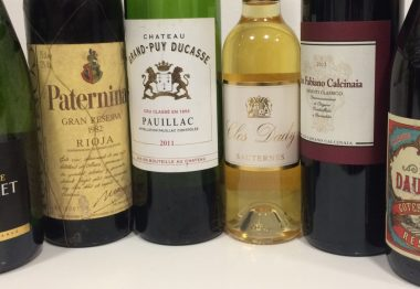 Clásicos Cupages | Blog de vino de Mark O'Neill