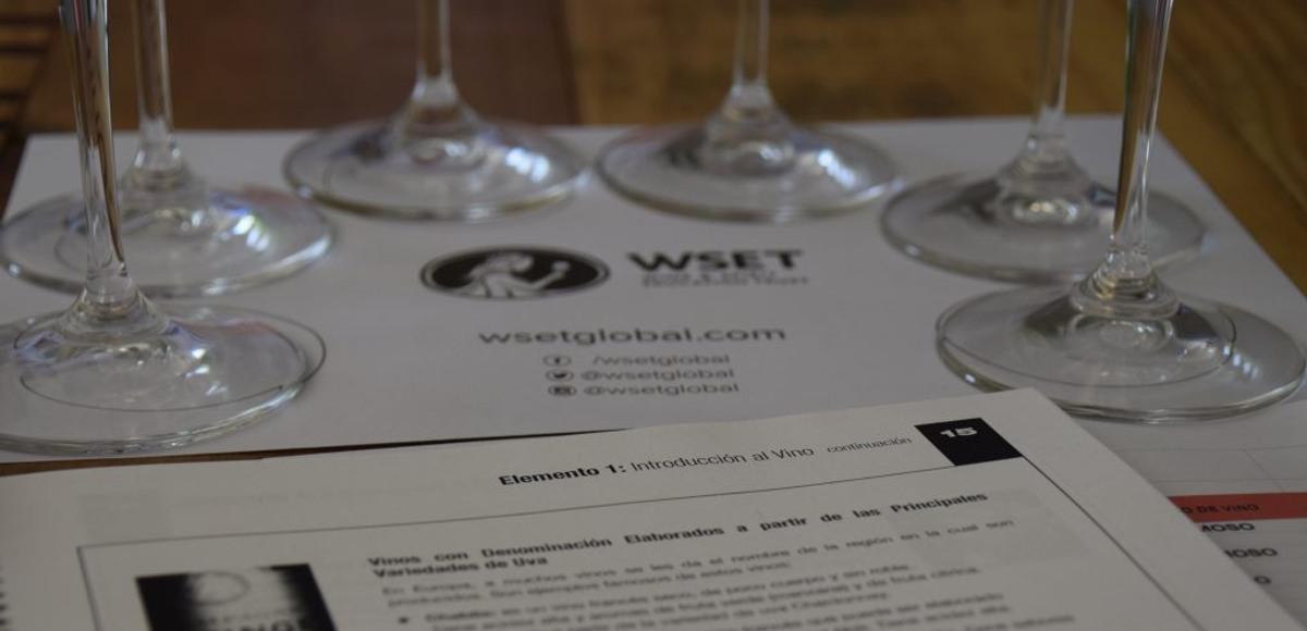 Cursos de vino WSET en el CRDO Valencia