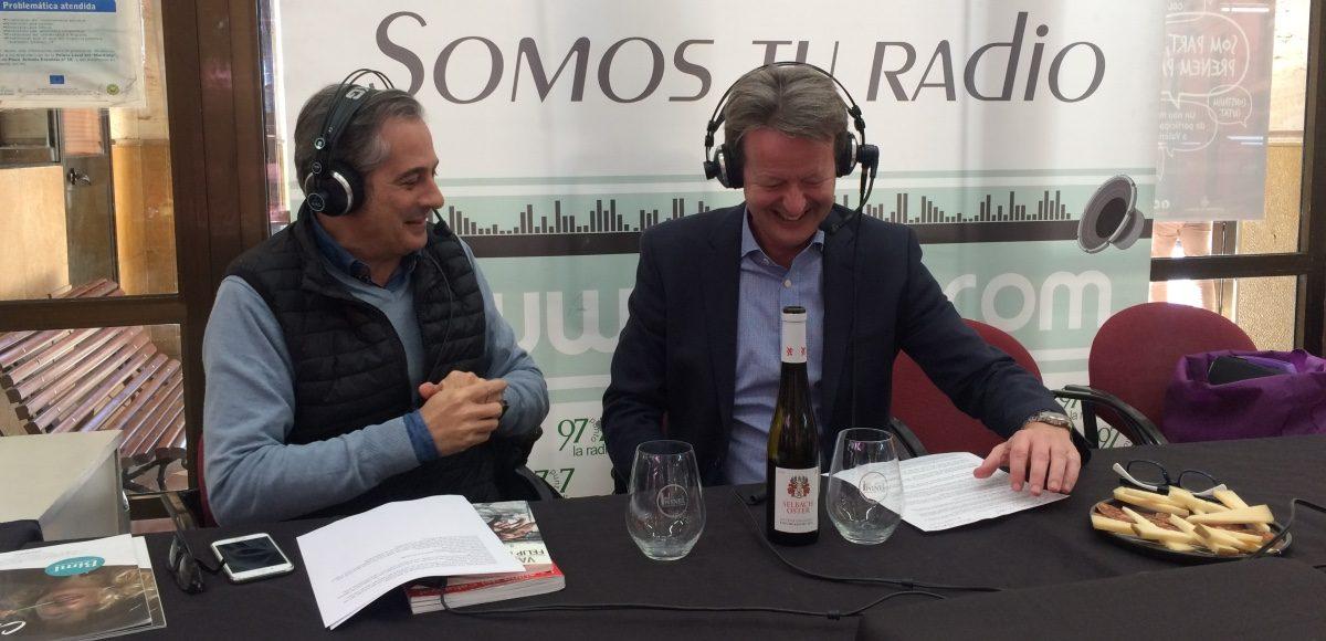 Fragmento Valencia Abierta (21/11/17) - Apreciar el vino alemán