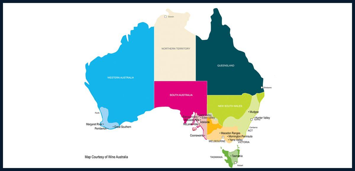 Beginners Guide to Australian Wines