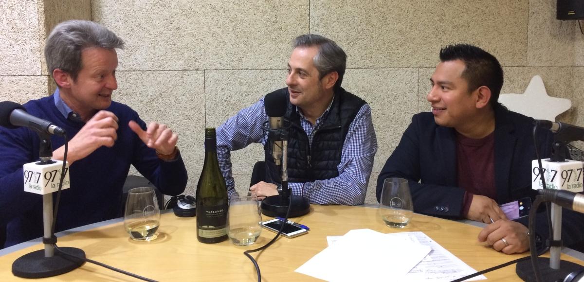 Podcast donde hablamos con el sommelier Pascual Tejada