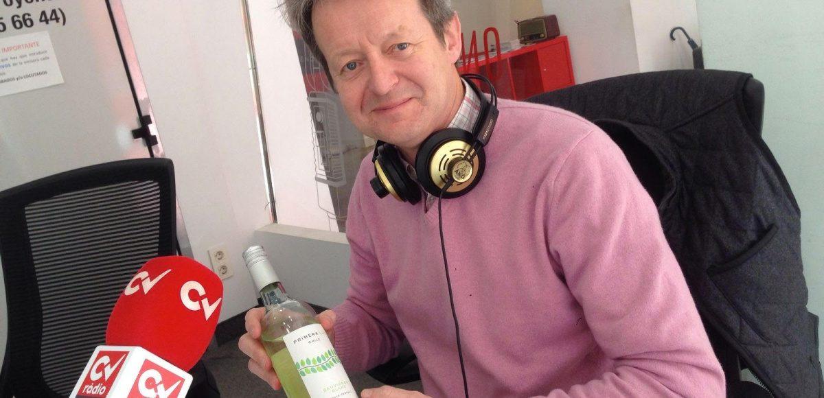 Podcast ¿Puede la música afectar el sabor del vino?