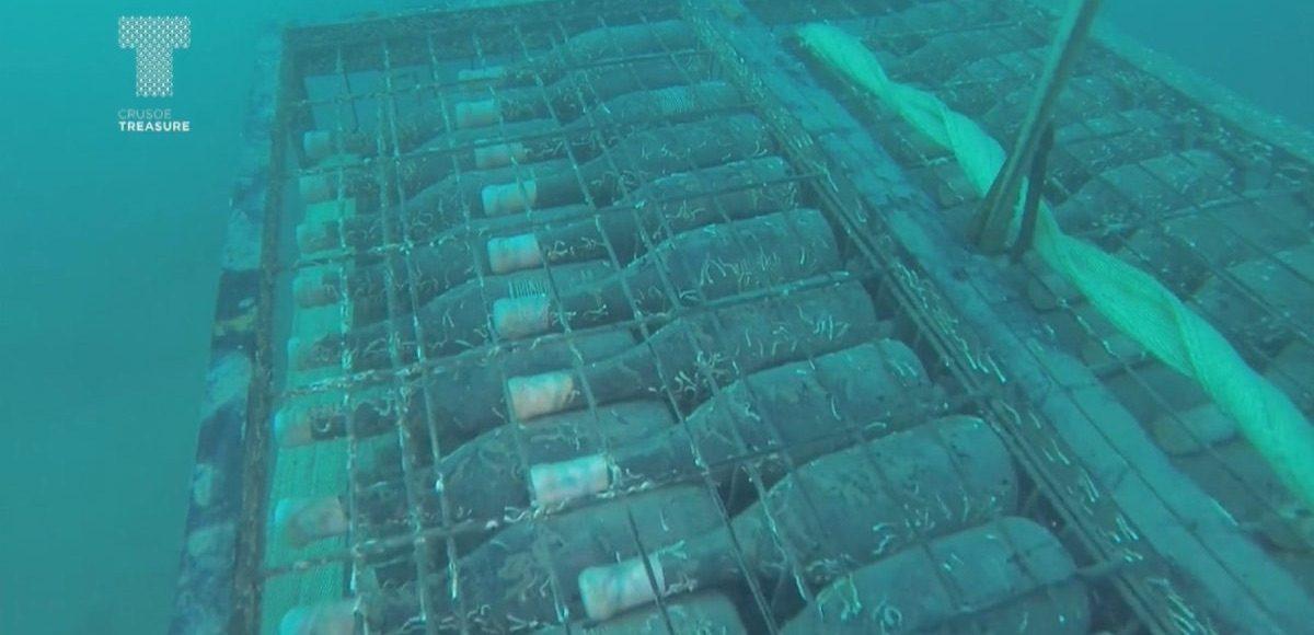 Vinos bajo el mar | Blog de vino