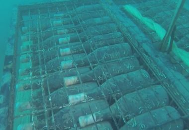 Why are Wines being Aged Under the Sea?
