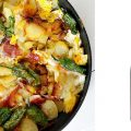 Receta de la semana Huevos estrellados & Tormentoso Mourvedre