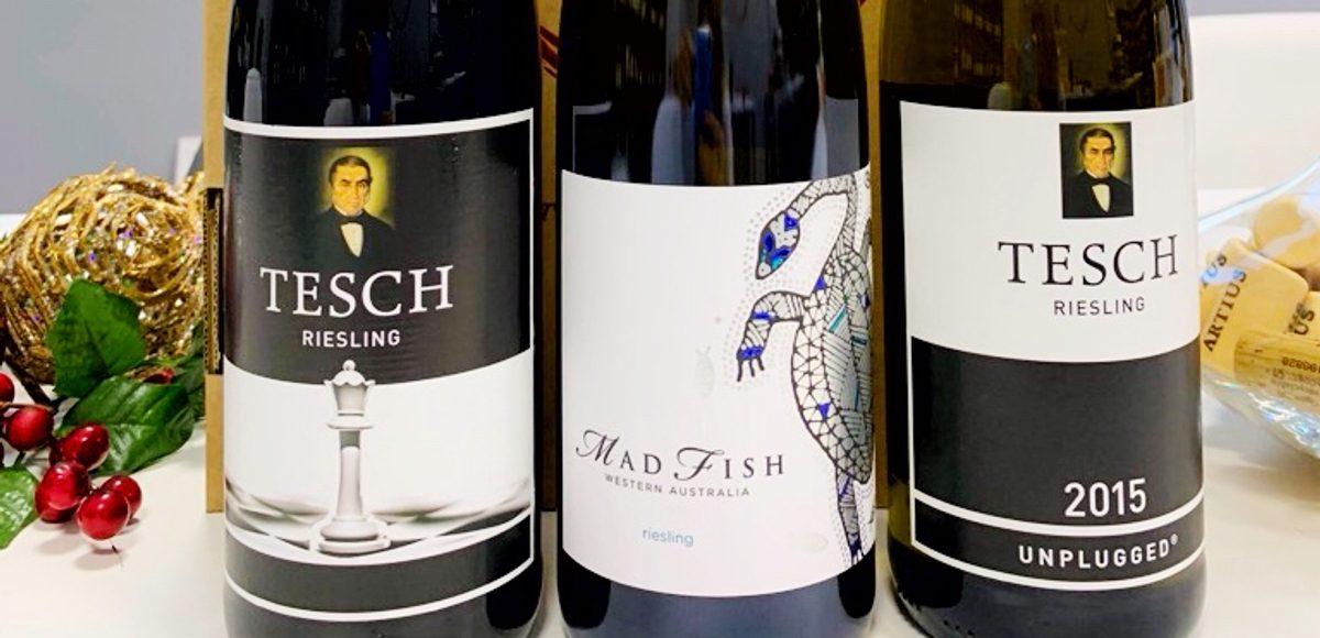 Riesling del mundo en el blog de vino