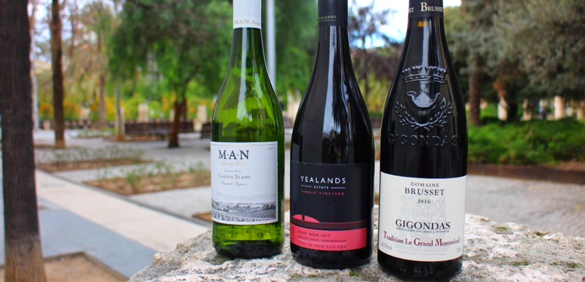 Light, Medium and Full Bodied Wines