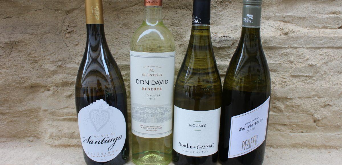 ¿Qué son los vinos aromáticos?