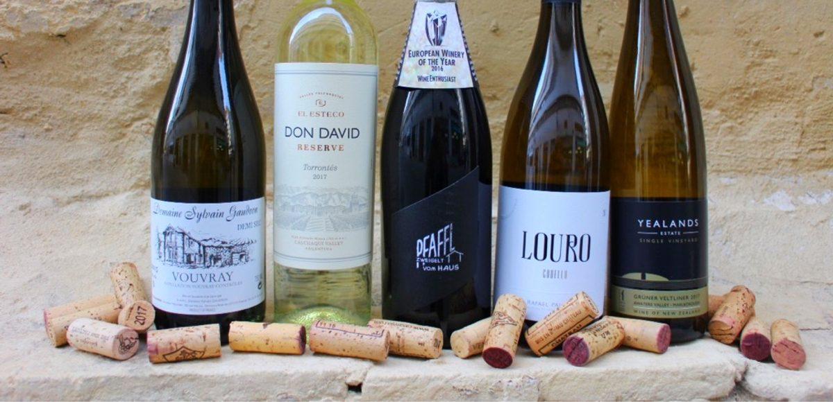 Uvas para descubrir | Blog de vino de Mark O'Neill