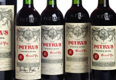 ¿Qué hace de Petrus un vino icónico?