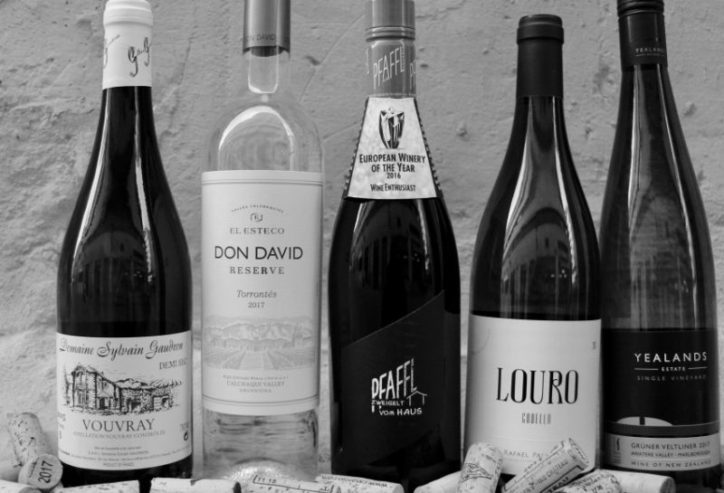 How to Make it Easier to Choose a Wine