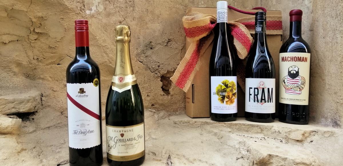 Cómo elegir el vino perfecto para regalar