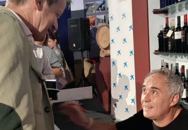 Ferrán Adrià - The Next Restaurant Revolution
