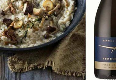 Wine, Truffles and Wild Mushrooms