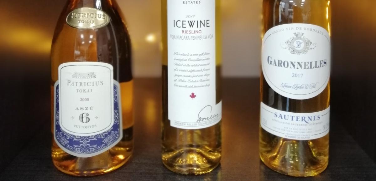 Descubre los grandes Vinos Dulces del mundo