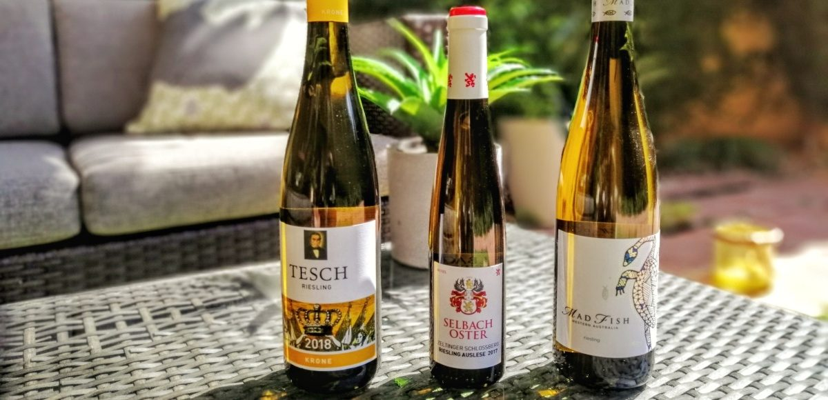 Riesling, the Finest White Grape